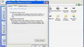 How to Format USB Flash Drive with NTFS in Windows XP - YouTube.flv