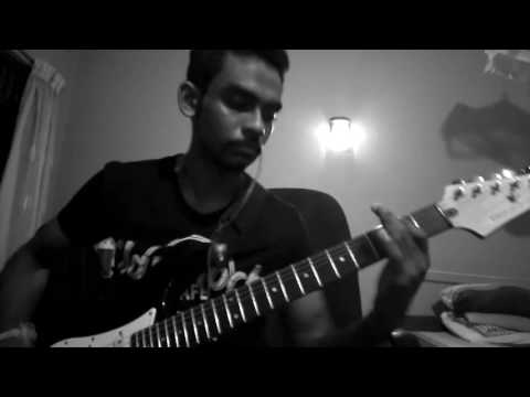 Supermassive Black Hole by Muse - Guitar Cover