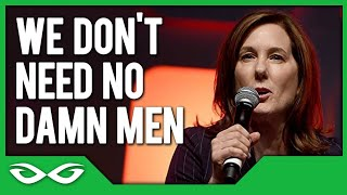 Kathleen Kennedy Says She Doesn't Care About Male Star Wars Fans