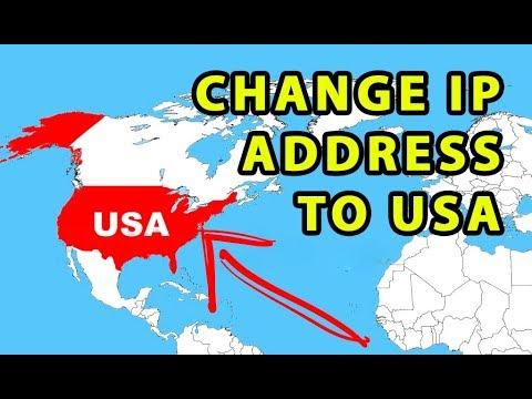 Ip Changer Usa