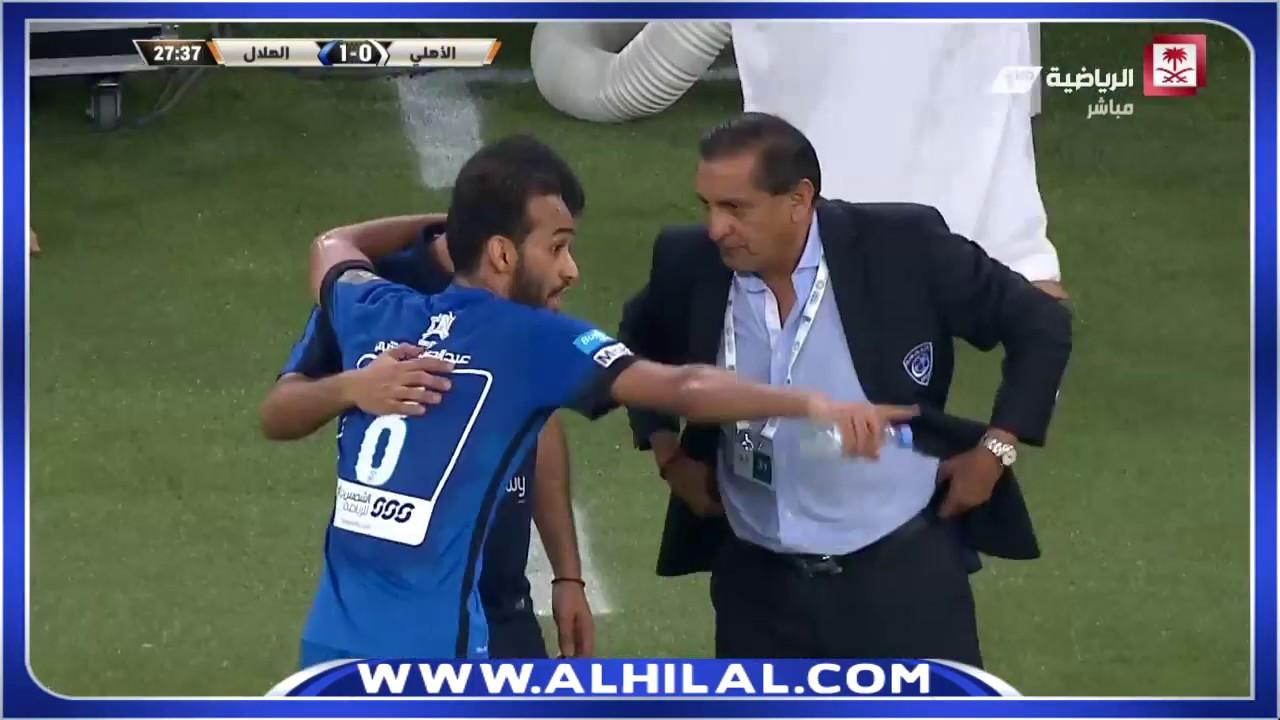 أهداف مباراة الهلال والأهلي 3 2 بصوت المعلق عامر عبدالله نهائي
