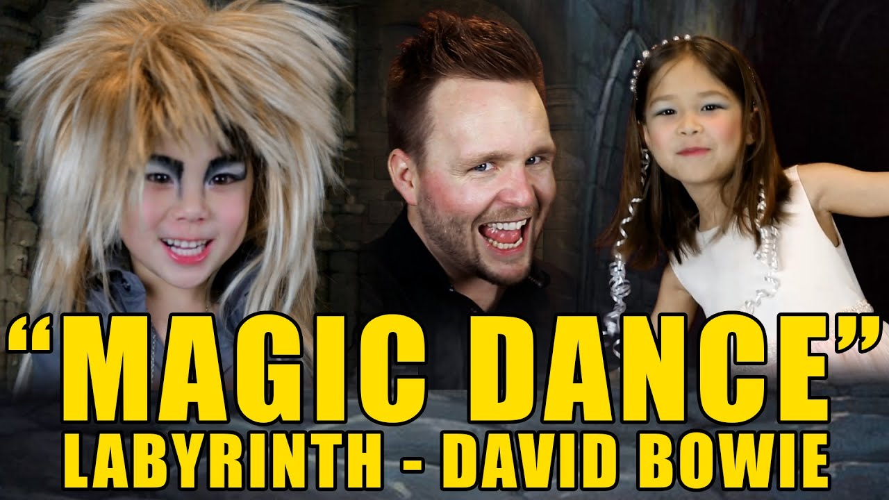 "Labyrinth ""Magic Dance"" - David Bowie (Cover) - YouTube"