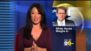 Sharon Tay 2013/01/23 KCAL9 HD