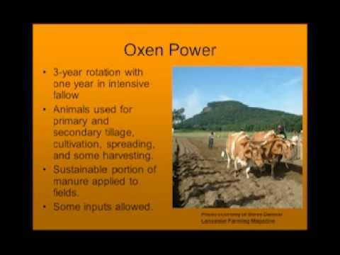 Dr. Kenneth Mulder on Farming without Oil, NOFAVT Winter Conference 2013