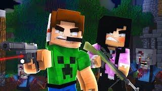 Um Mundo APOCALÍPTICO !! Minecraft APOCALIPSE (Servidor Multiplayer)