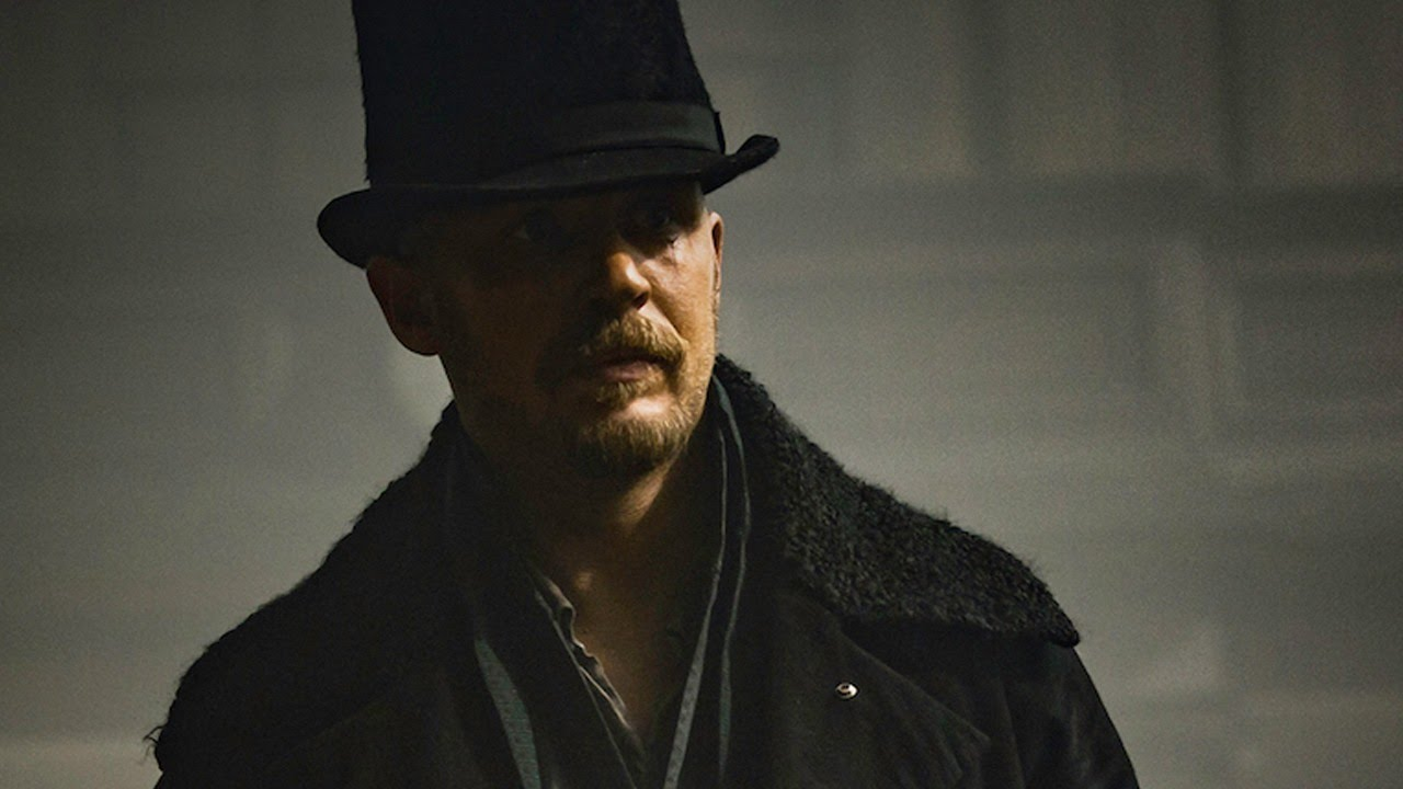 Tom Hardy Taboo Deutsch