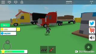 ROBLOX #1 (Destruction Simulator) raten davon ab, podg-asza, den maximalen Pegel am Ende der Einladung