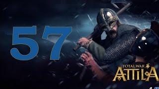 Геты - предки викингов #57 - Усиление [Total War: ATTILA]