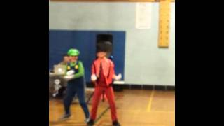 michael jackson costume means mj moves too