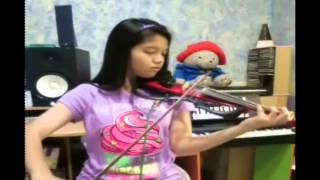 A Thousand Years (Christina Perri - Violin Cover ) -- Clarissa Tamara