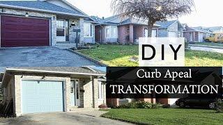 Curb Appeal Tips + Tricks & DIY Front Door Fix Up | Reno Ready: Ep. 3