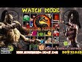 Game Mortal Kombat Cartoon Edition Mugen by Vitor Luiz Monteiro (DOWNLOAD) - Jogo de PC e Android
