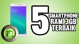 FLASH TOP 5: Smartphone RAM 3GB Terbaik di Bawah 3 Juta