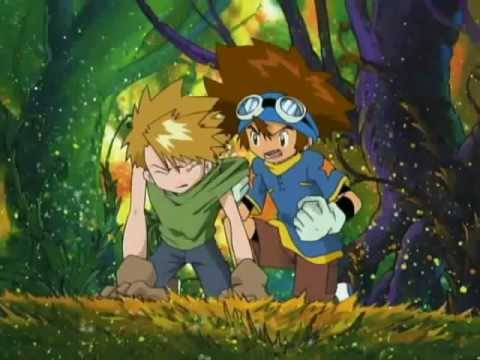 Digimon War Greymon VS Metal Garurumon
