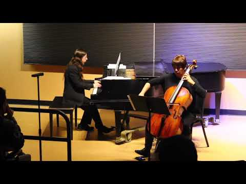 Crafton Hills College Composers Recital Fall 2018 1 of 2
