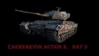 Caernarvon Action X. Марафон.
