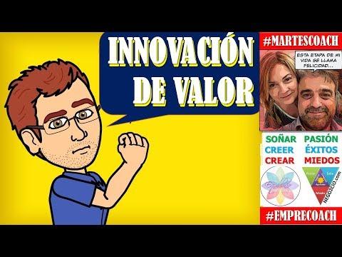 Innovación de valor #MartesCoach #EmpreCoach