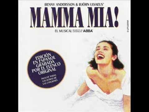 Mamma Mia (De la producción teatral española Mamma Mia!)