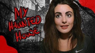 I Lived In A REAL Haunted House Storytime