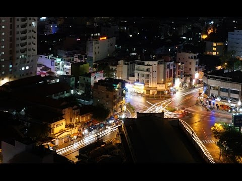 Secret Rooftop View Near the Backpacker District in HCMC (Saigon) + I Bought a New Lens