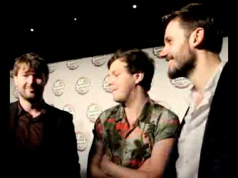 Liz Lee, Friendly Fires and Two Door Cinema Club - 2011 mtvU Woodie Awards