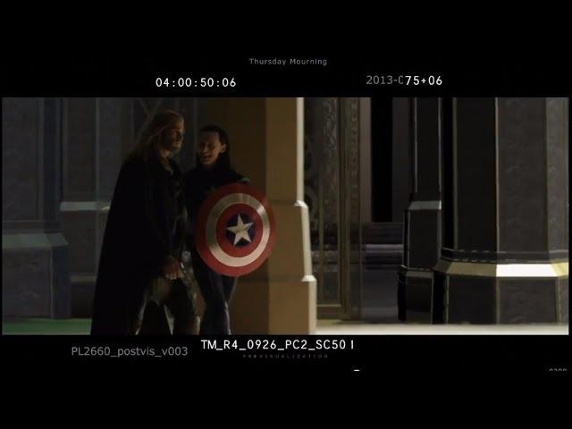 Loki The First Avenger - Bonus clip from Thor: The Dark World   HD