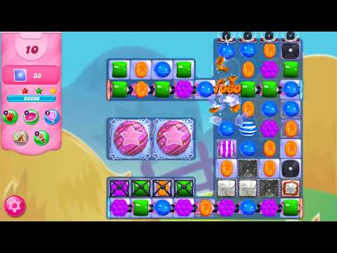 Candy Crush Saga Level 3215 NO BOOSTERS