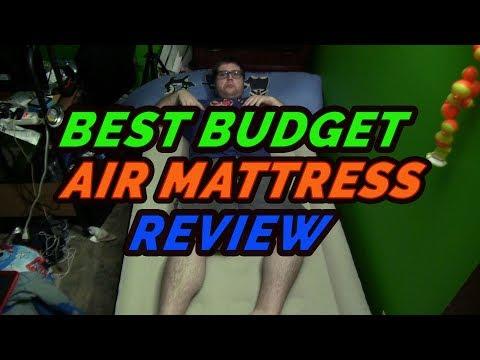 best-budget-air-mattress-review