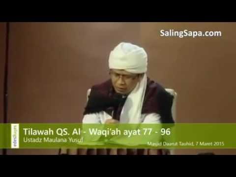 Tilawah Al Quran Merdu Menantu Aa Gym, Ust Maulana Yusuf Yang Bikin Nangis, Masya Allah