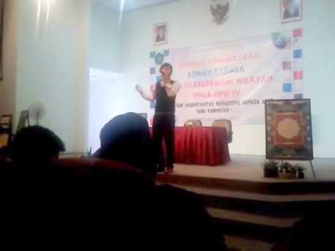 Ha Ana Dza (kemah bahasa DPW IV ITHLA')