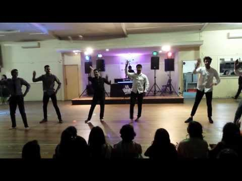 Ministry of Bhangra (MOB) @ Desi Fusion Night