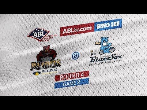 REPLAY: Brisbane Bandits @ Sydney Blue Sox, R4/G1 #ABLBanditsSox