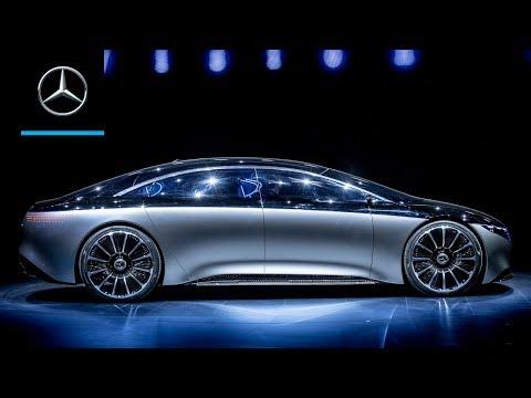 Mercedes-Benz Cars at IAA 2019 | Highlights