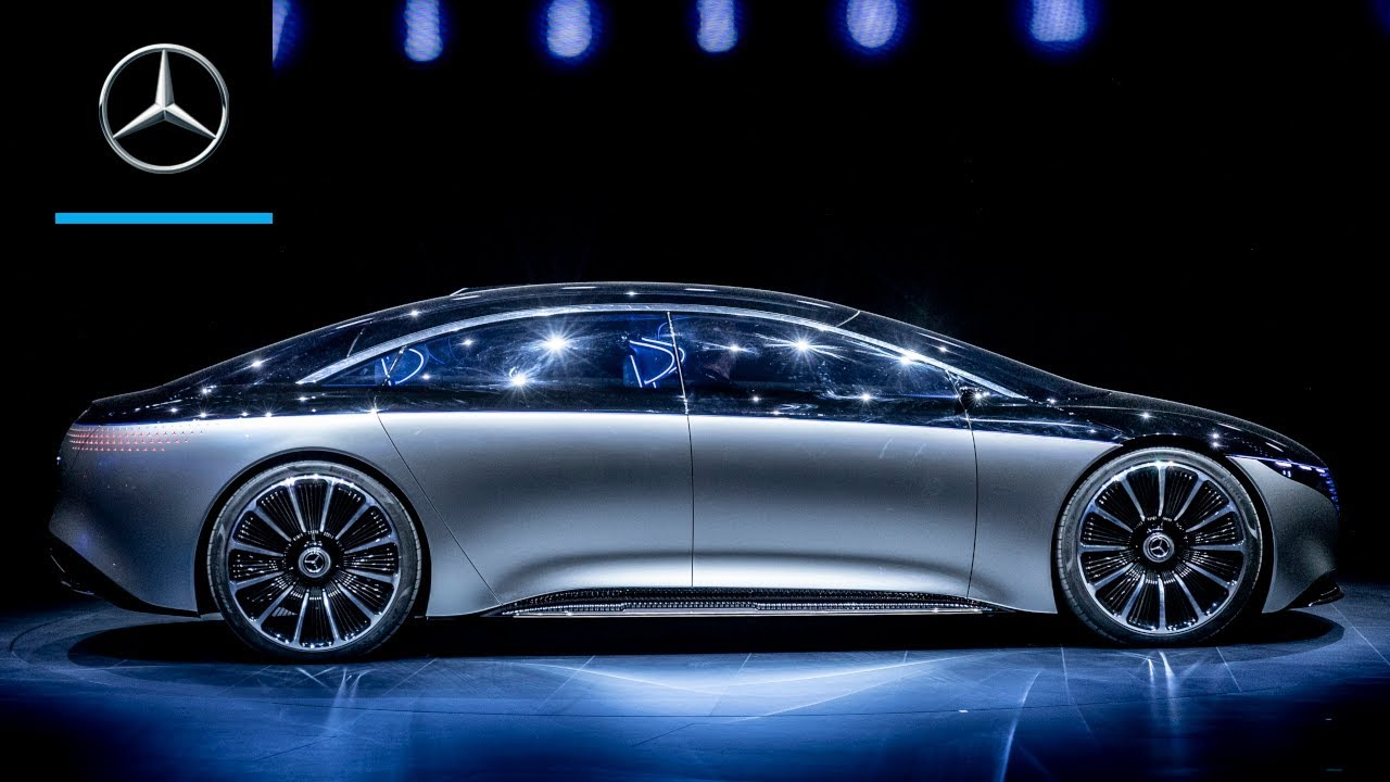 Mercedes-Benz Cars at IAA 2019 | Highlights - YouTube