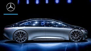 Mercedes-Benz Cars at IAA 2019 | Highlights