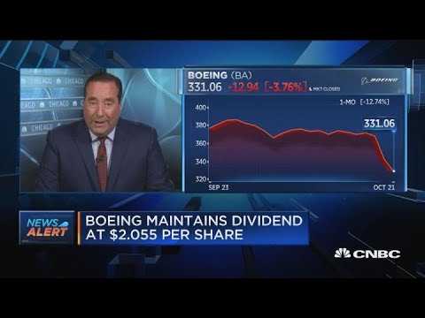 Wall Street weighs in on Boeing fallout