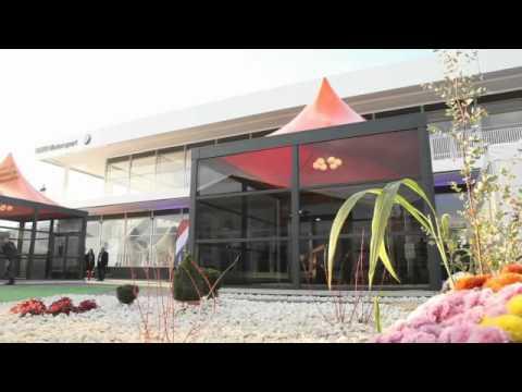 HTS 2015 Tent Expo & HTS 2015 Tent Expo - YouTube