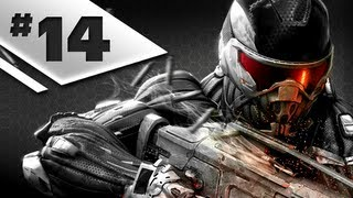 """Crysis 3 Campaign Part 14 """"THE RC CAR"""" Mission 5 (Let"""