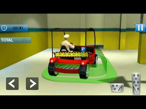 Shopping Mall Radio Taxi; Car Driving Taxi Games (By play.io ) - HD Gameplay
