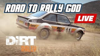 Dirt Rally: Road to Rally God (Career Part 2)