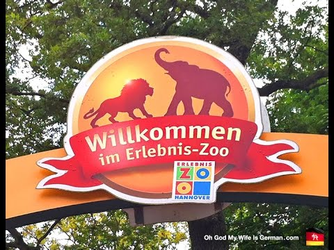 The Hannover Adventure Zoo - As Experienced by A German-American Couple in Germany