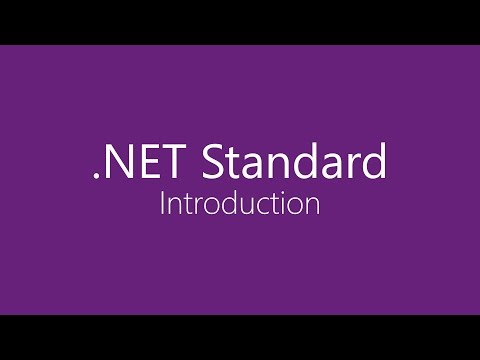.NET Standard - Introduction