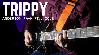 Anderson .Paak - Trippy - Guitar Loop Cover