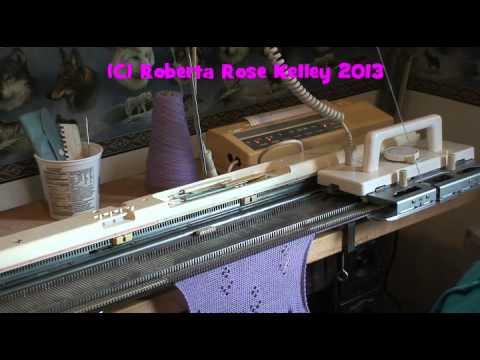 studio knitting machine