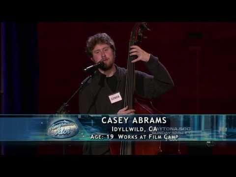 Casey Abrams - Georgia on My Mind, American Idol 2011 Hollywood Week