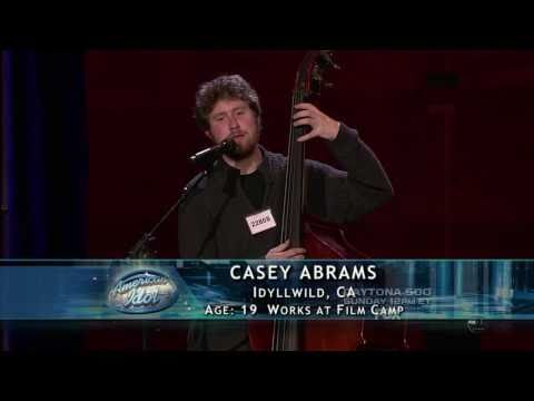 Casey Abrams - Georgia On My Mind, American Idol 2011 Hollywood Week