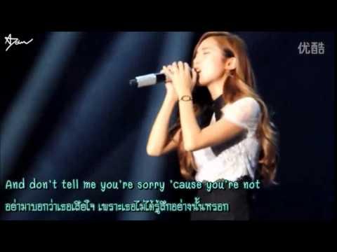 [Lyrics/Thaisub]Jessica - Take a bow