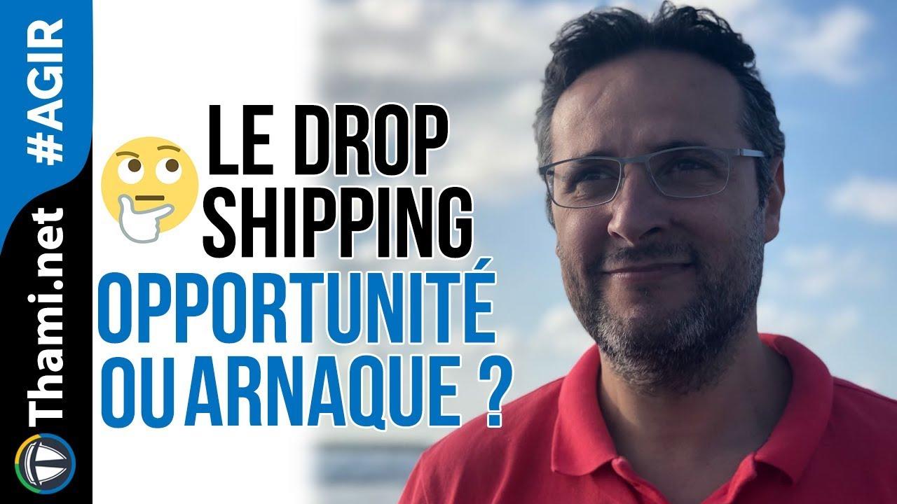 Le drop shipping opportunité du siècle ou arnaque ?