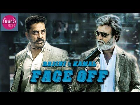FACE/OFF   Superstar Rajinikanth & Kamal Hassan Movie Scenes   Tamil Best Movies   Truefix studios