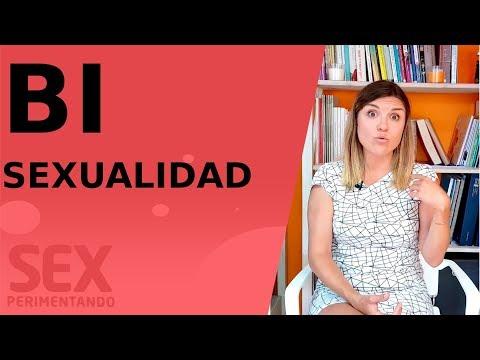 Mujer bisexual que es